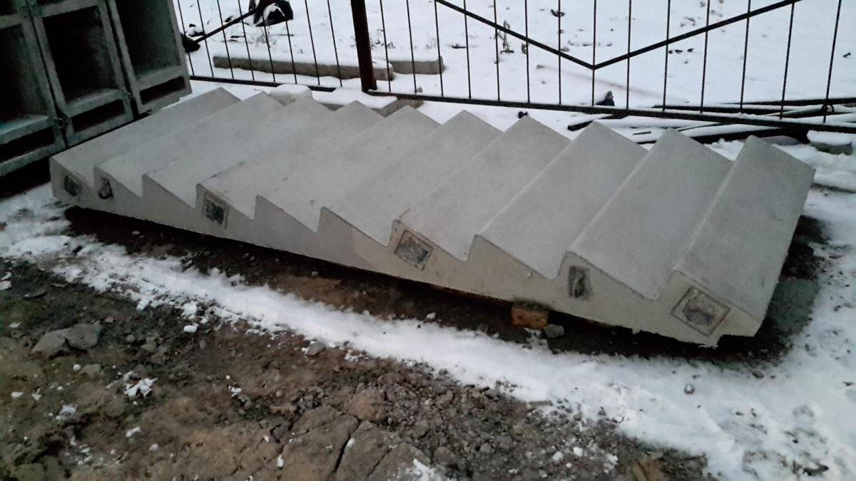 Лестничные марши бетон купить купить бетон в таганроге цена с доставкой