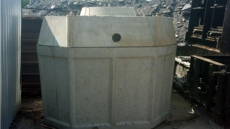 Септики из бетона приспособления для кладки блоков из керамзитобетона